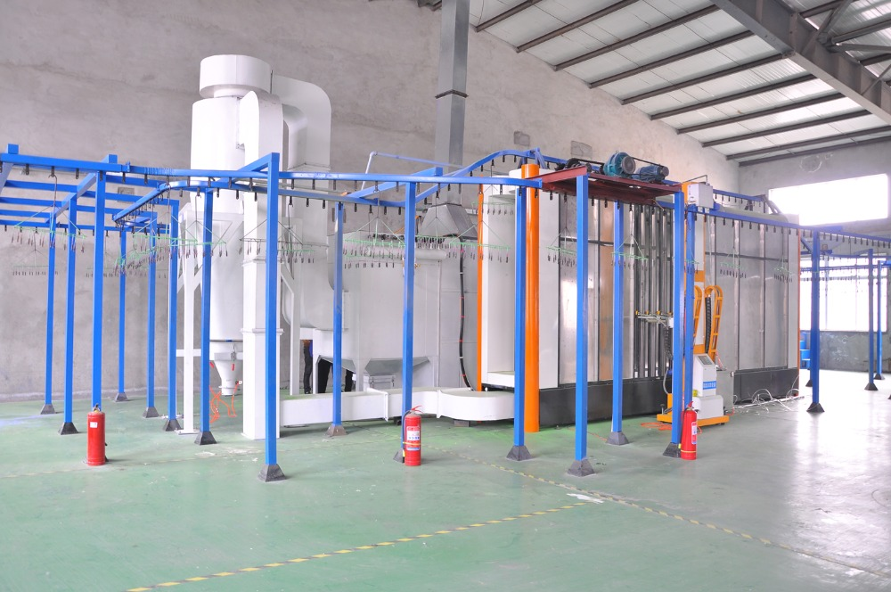 Electrostatic Powder Coating Line Coating Production Line
