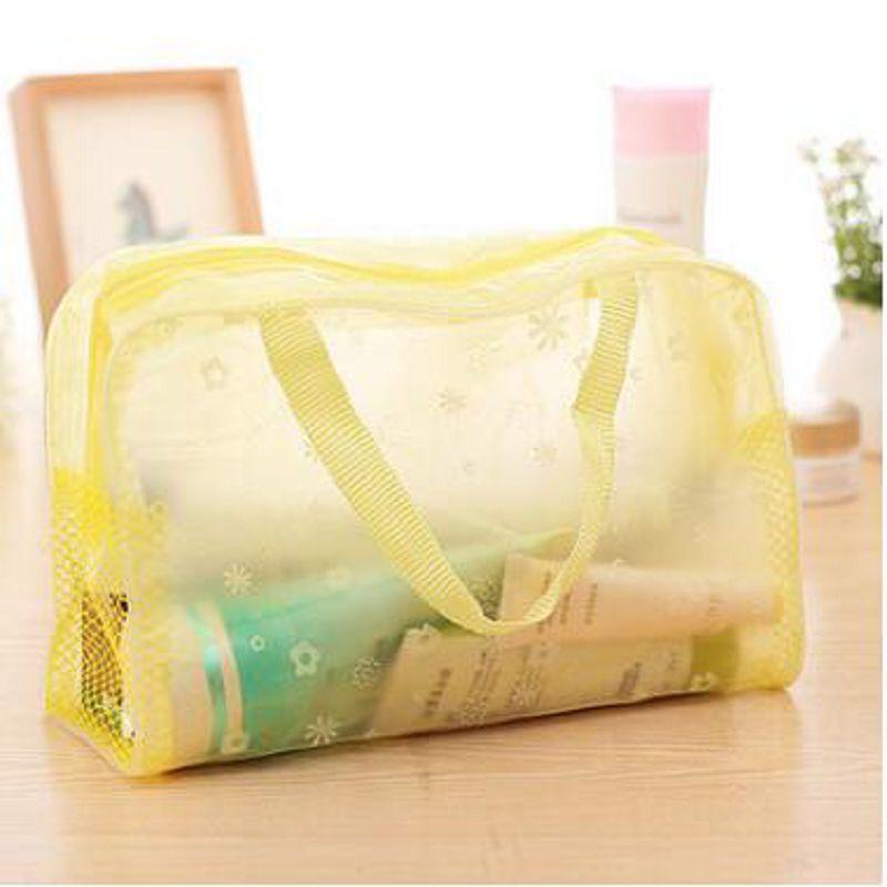 フローラルプラスチックジップロックバッグストレージバッグサコデアルマゼナメントトラベルオーガナイザー防水バッグポルタトゥルッコサコードアルマゼナメント
