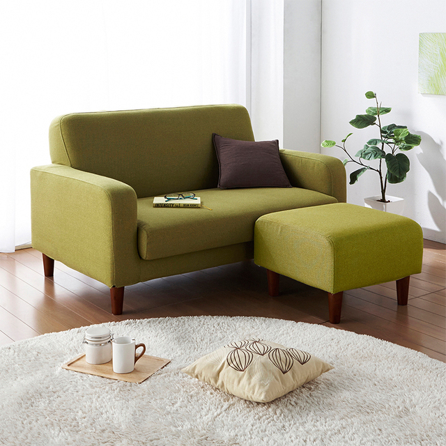 Incroyable Cheap Small Apartment Sofa Fabric Sofa Japanese MUJI Style Bedroom Sofa  Study