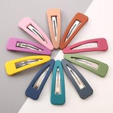 Grampos de cabelo, 10 cores grampos de cabelo, presilhas para mulheres e meninas, acessórios de cabelo, grampos de cabelo, presilhas para cabelos