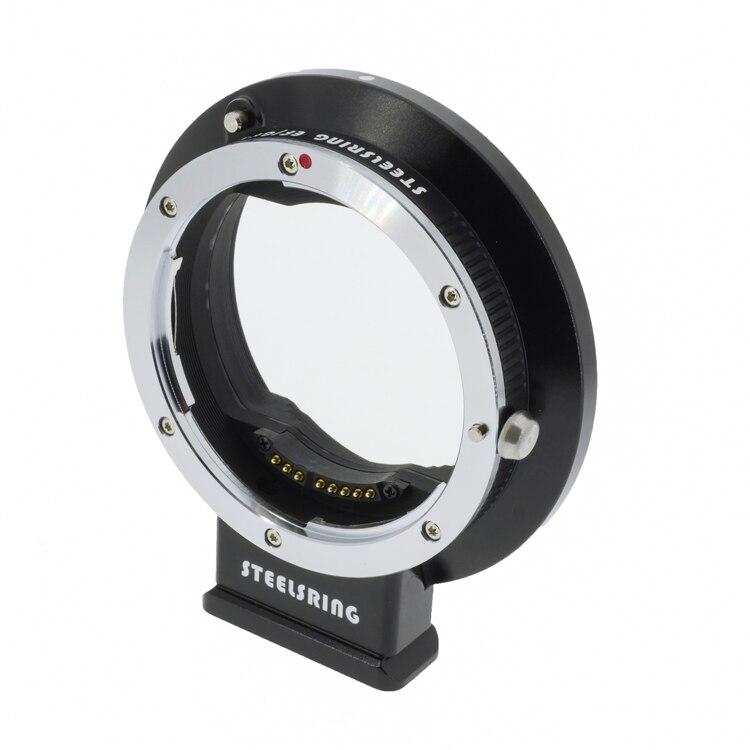 STEELSRING EF GFX auto focus camera lens adapter for Canon EF lens to Fujifilm GFX lens