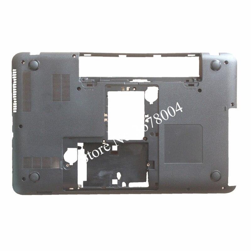 NEW Bottom case FOR Toshiba Satellite S850 S855 Laptop Bottom Base Case Cover new case cover for toshiba satellite l850 l855 c850 c855 c855d palmrest cover without touchpad laptop bottom base case cover