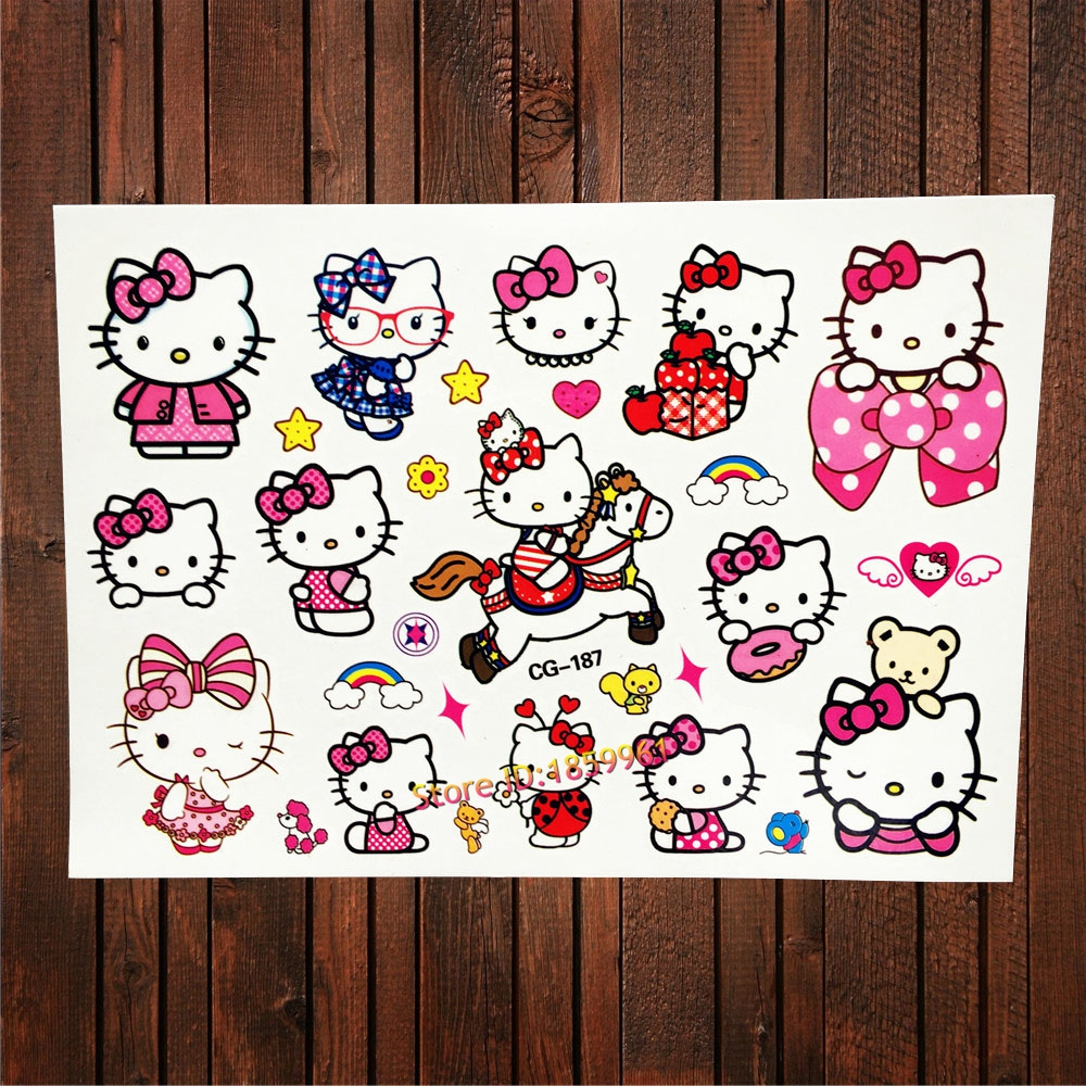 Aliexpress.com : Buy FANRUI Fashion Hello Kitty Waterproof ...