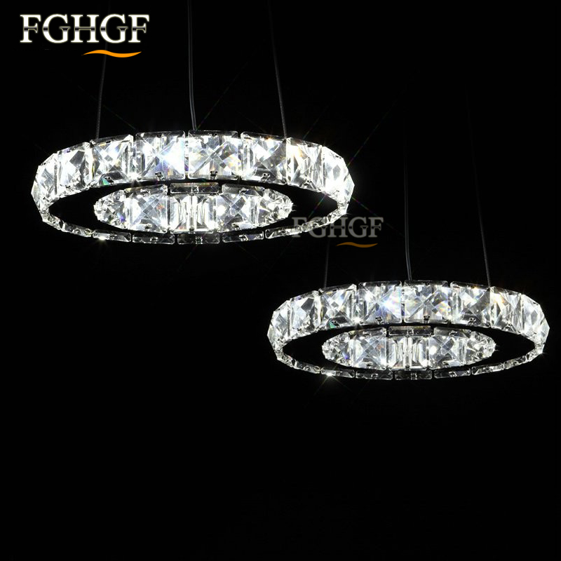 Modern Led Pendant Lights Ring Circle Lamp For Dining Room Bar suspension luminaire Lustres Suspension Pendant Lighting Fixtures modern pendant lights for children kids room bedroom lighting suspension luminaire basketball e27 bulb lamp led pendant light