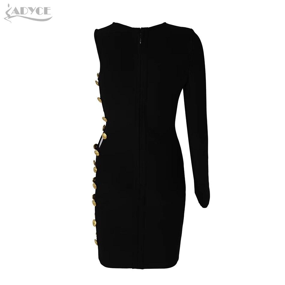 Évider Celebrity D'été Tenue De Femmes 2019 Adyce Fête Nouvelle Club Robes Moulante Noir Asymétrique Sexy Robe Black Lacée xqz6A6Z