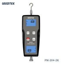 Digital Push Pull Force Gauge Meter Tester FM-204-2K Electronics,Building Hardwa