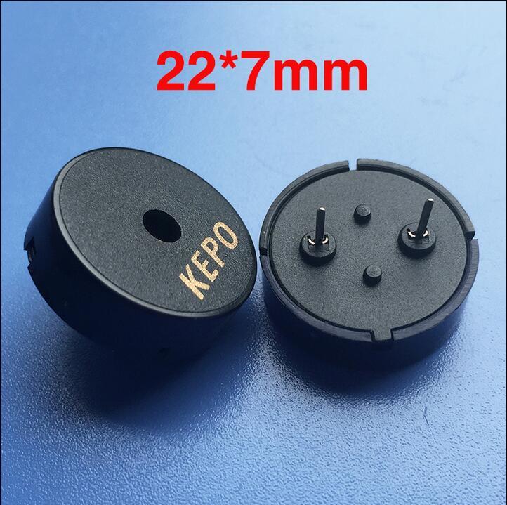 KPT-G2210BH 22*7 piezoelectric Passive buzzer