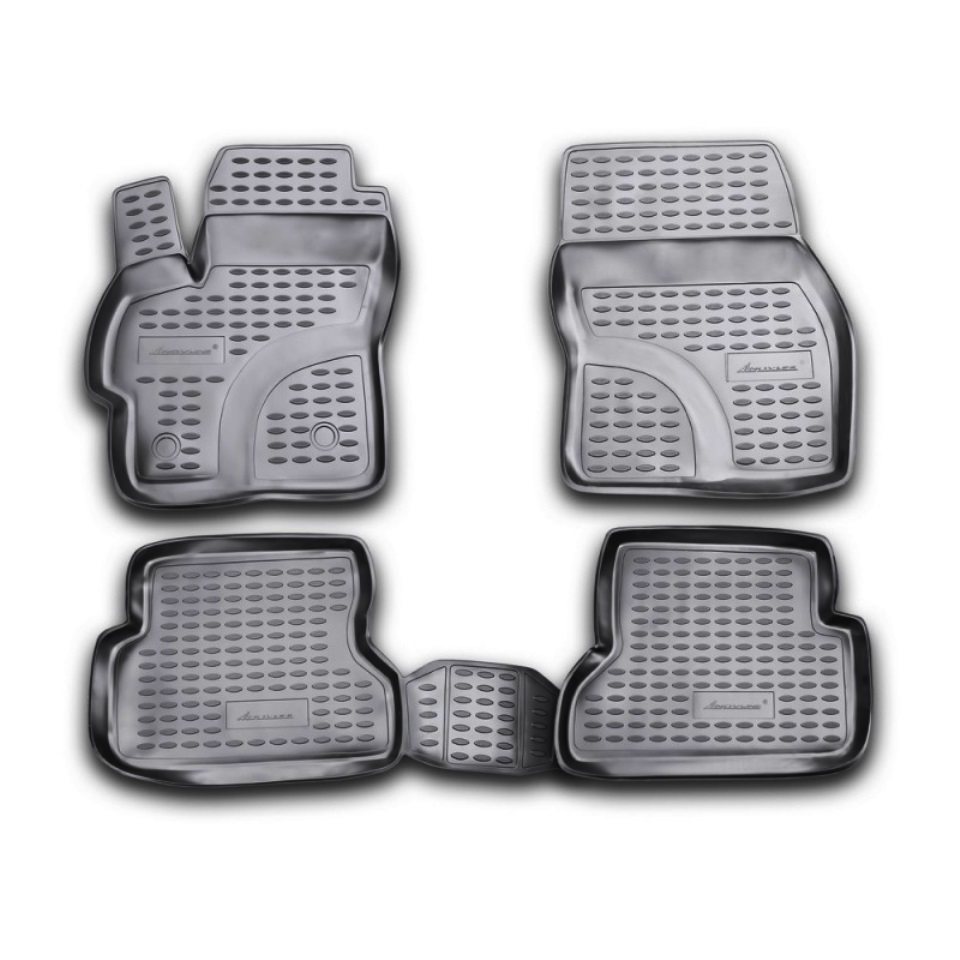 купить Floor mats for Mazda 3 2003 2004 2005 2006 2007 2008 2009 Element NLC3301210K онлайн