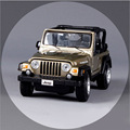 1:28 Children big Designers jeep wrangler rubicon metal diecast car models vehicle collectible miniature play toys for kids