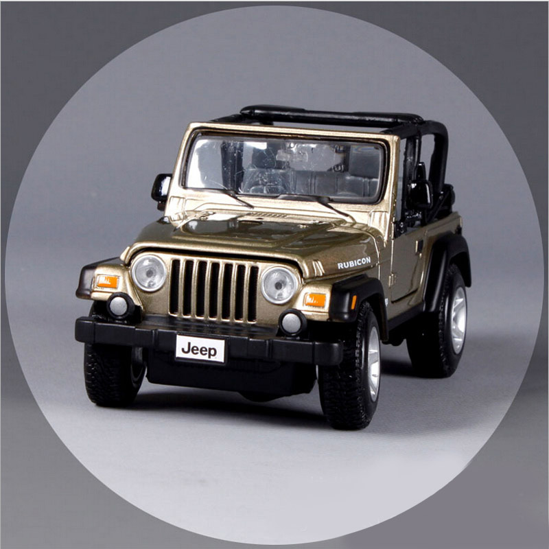 128 children big designers jeep wrangler rubicon metal diecast car models vehicle collectible miniature