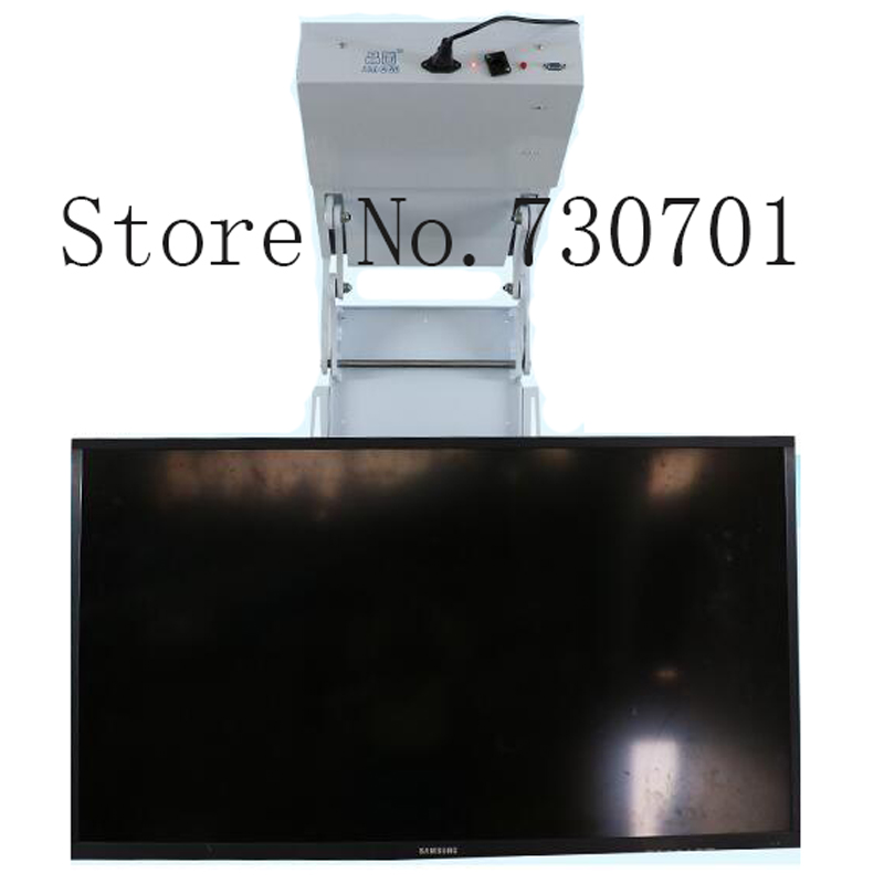 Новый пульт дистанционного управления 32 70 LCD телевизор потолочный подъемник вешалка Электрический настоящий Тернер, Вращающийся Кронштей