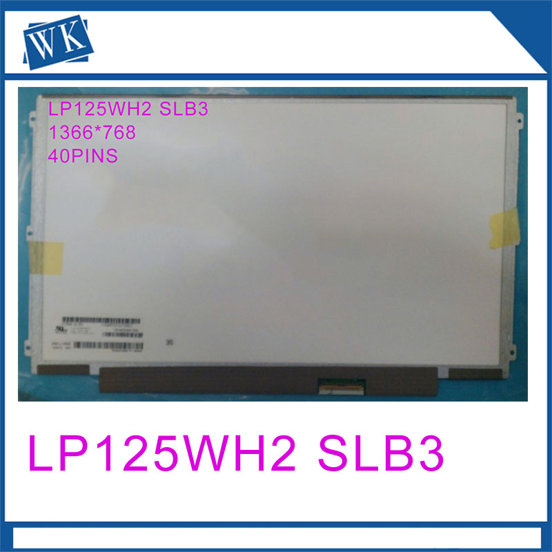 12.5 Laptop lcd screen IPS Display for LENOVO S230U K27 K29 X220 X230 LP125WH2 SLT1/T2 SLB312.5 Laptop lcd screen IPS Display for LENOVO S230U K27 K29 X220 X230 LP125WH2 SLT1/T2 SLB3