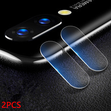 2PCS Camera Glass For Samsung Galaxy S10 S7 Edge S8 S9 S10 Plus S10e Camera Lenses Film For Samsung Note 5 8 9 Note8 Note9 Film(China)