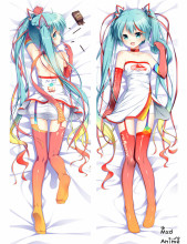 Japanese Anime Hatsune Miku custom made decorative hugging body pillow case cover anime dakimakura pillowcases