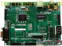 цена EZ-USB FX2 CY7C68013A USB2.0 development board онлайн в 2017 году