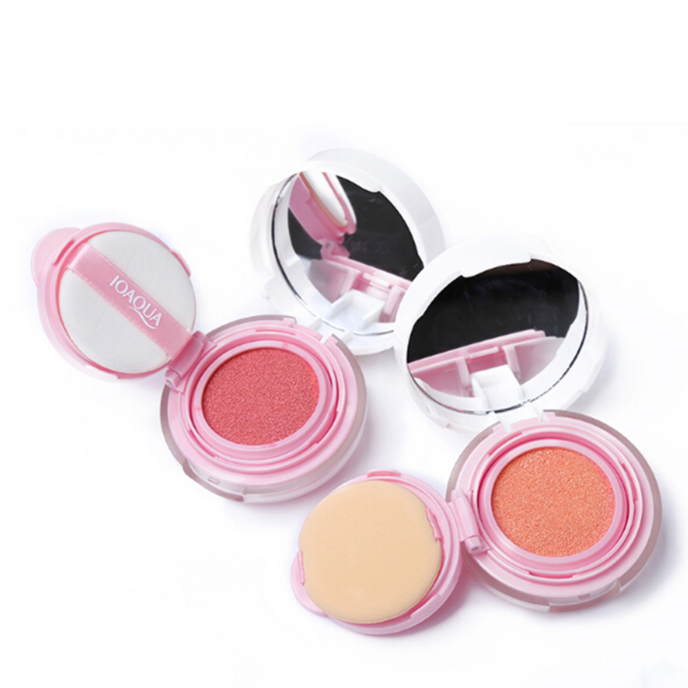 New Product Air Pillow Blush Bronzator Makeup Mineralizes Peach Pink 02 Bioaqua On Cushion Flawless Cheek Smooth Cosmetics Soft Powder Naked In From Beauty Health