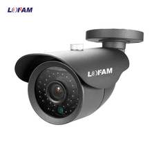 LOFAM AHD 4.0MP CCTV Della Pallottola Della Macchina Fotografica di HD Coperta Esterna Impermeabile 36 Led IR Day Night di Sicurezza Home Video Surveillance Camera 4MP