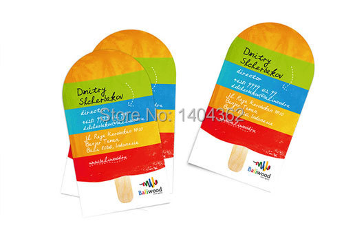 Custom business card printing personalized die cut name card round custom business card printing personalized die cut name card round corners and full color in business cards from office school supplies on aliexpress reheart Gallery