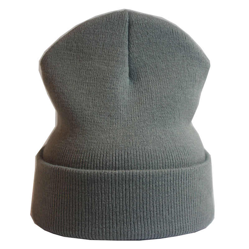 ffd9c2c0117 Fashion Winter Hat Women Man Green red Hat Skullies Beanie Unisex Warm Hats  Knitted Cap for
