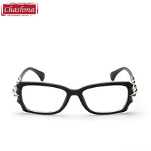 Chashma Decoration Newest Women Optical Glasses Myopia Glasses Frame Prescription Eyewear Frame