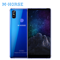 M HORSE Pure 2 4G Smartphone 5.9918:9 Full Screen Android 7.0 4G 64GB Octa Core 3600mAh 16MP Fingerprint Mobile Phone Cellphone