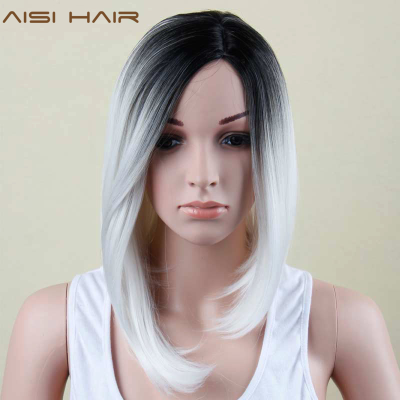 Remarkable Compare Prices On White Hair Ombre Online Shopping Buy Low Price Hairstyles For Women Draintrainus
