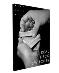 Real Deck Switches by Benjamin Earl - Magic tricks(China)