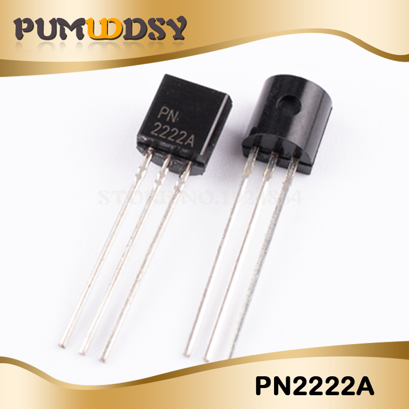20pcs/lot PN2222A PN2222 TO-92 new original free shipping