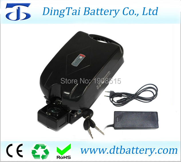 Free shipping Frog style lithium ion 24v 10ah battery pack with BMS charger for electric bike free shipping 48v 15ah battery pack lithium ion motor bike electric 48v scooters with 30a bms 2a charger