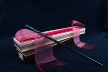 Newest Metal/Iron Core Ginny Ron Magic Wand/ Harry Magical Original Ribbon Gift Box Packing Free Train Ticket