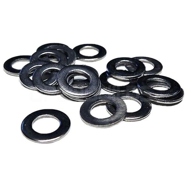 50pcs Precision Shim 10x5x1mm for OpenBuilds OX CNC Wheel Kit 3D printer v-wheel parts
