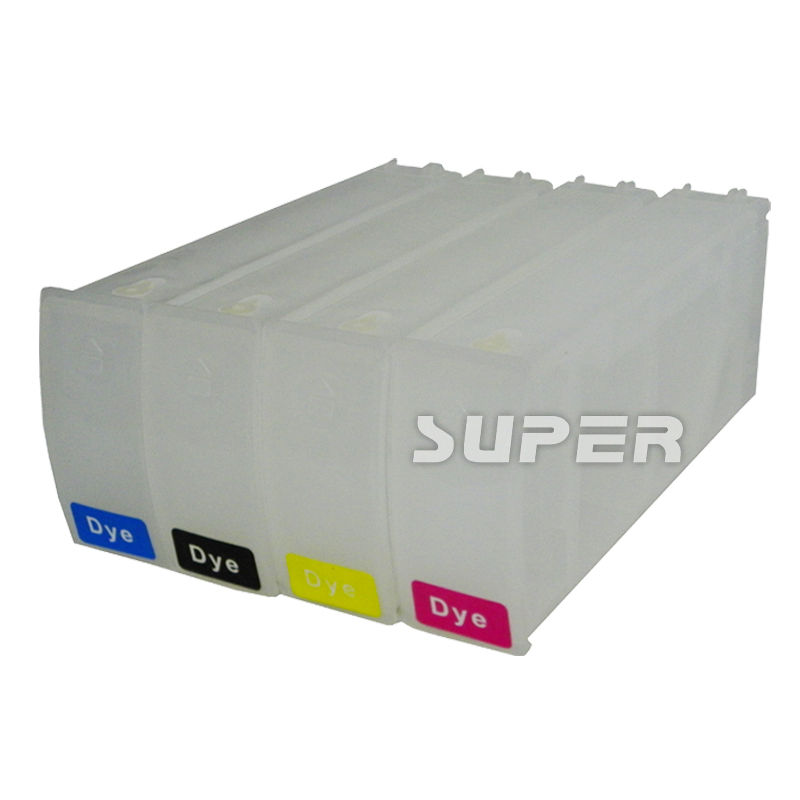 680ml Ink cartridge refill for HP Deskjet 1050 1055 Printer cartridge with decoder card