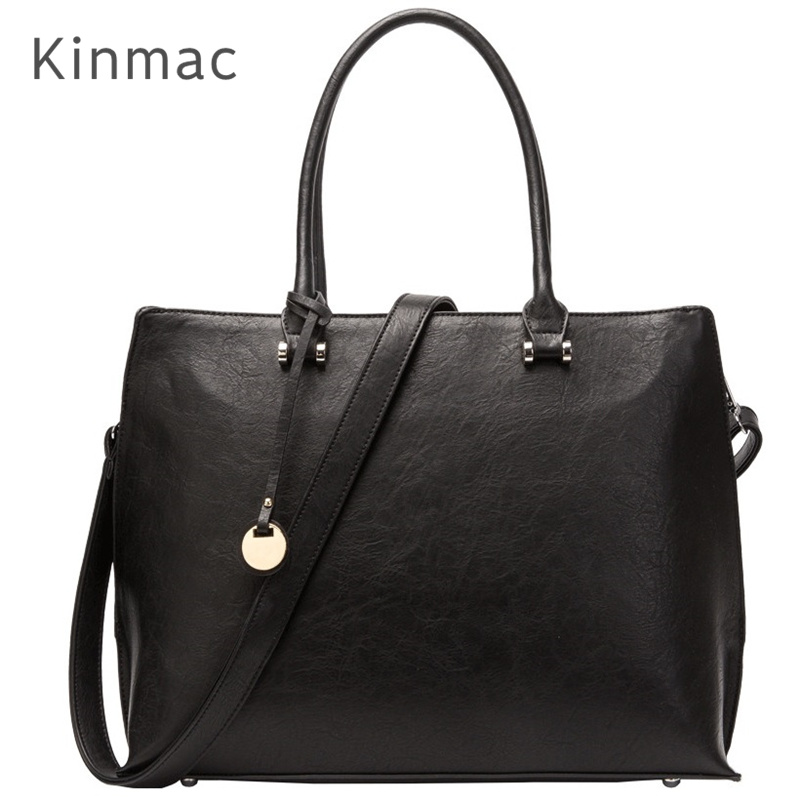 2018 New Brand Kinmac PU Leather Handbag Messenger Bag For Laptop 13 inch, Case For MacBook Air,Pro 13.3,Free Drop Shipping 001