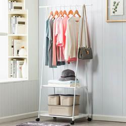 Многофункциональный плащ треугольной формы стойки съемные Спальня висит вешалка с колесами пол вешалка для пальто вешалка для одежды