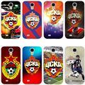 CSKA Moscow Hard Transparent Cover Case for Galaxy S7 Edge S6 Edge Plus S5 S4 S3 & Mini S2