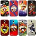 CSKA Moscow Hard Transparent Cover Case for Galaxy S7 Edge S6 Edge Plus S5 S4 S3 & Mini S2