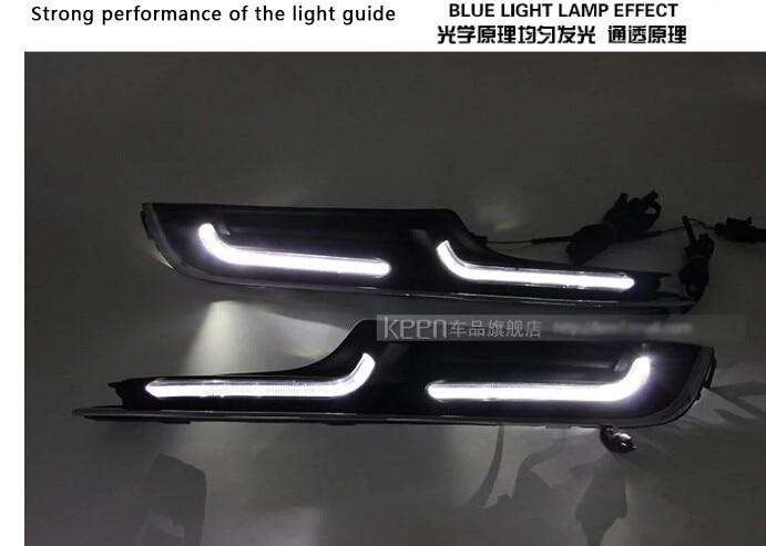 бесплатная доставка, для VW гольф 7 Гольф МК7 светодиодные DRL светодиодные дневные ходовые света водонепроницаемый автомобиля DRL стайлинга руководство разъем и светодиодные Противотуманные лампы