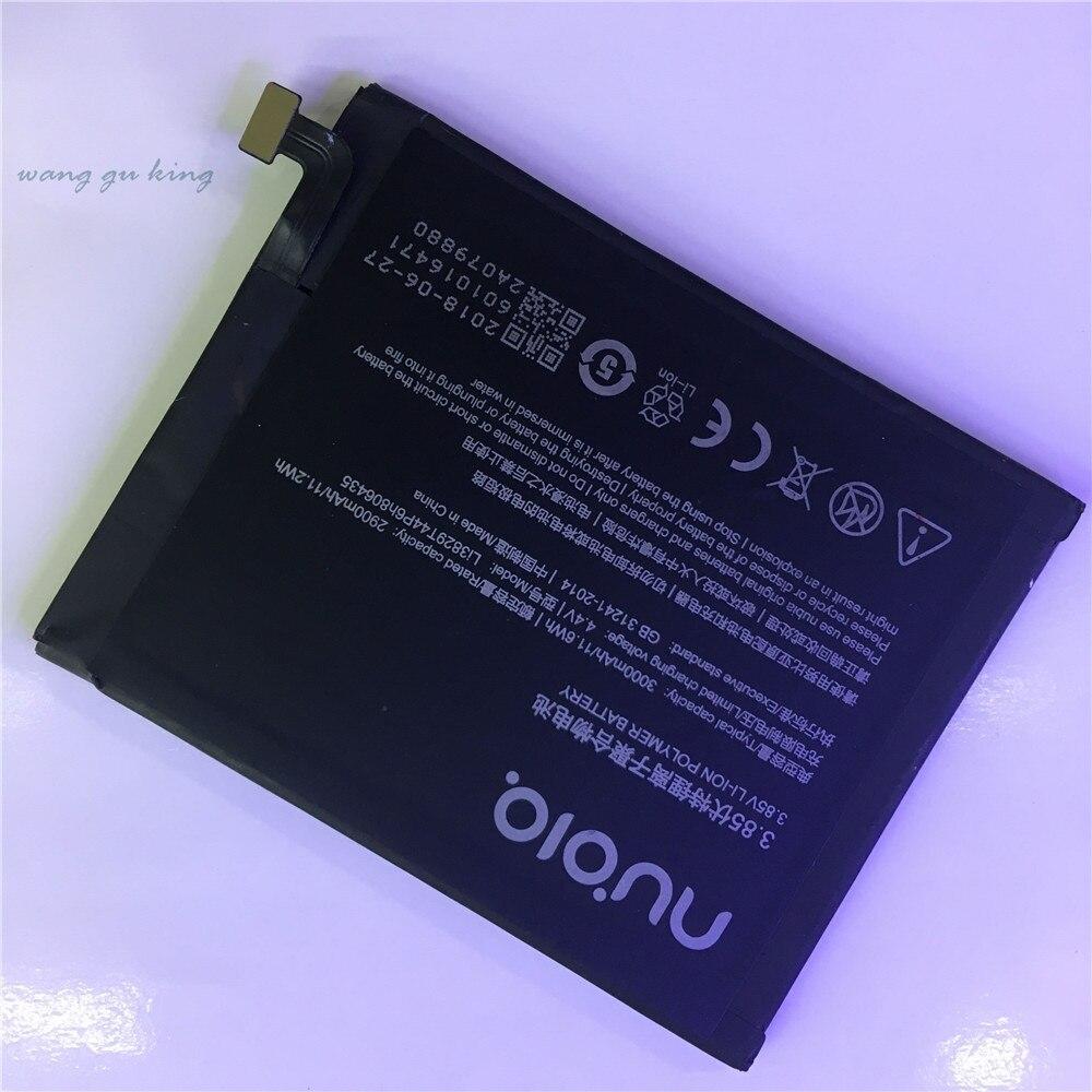 2018 neue Batterie Für ZTE Nubia Z11 NX531J Li3829T44P6h806435 3000 mah Hohe Qualität Ersatz Akku