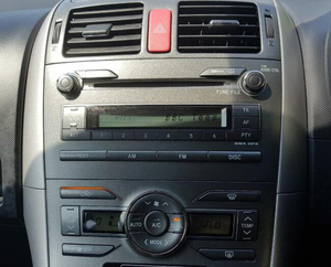 Image 3 - HIRIOT Android 10 автомобильный DVD GPS плеер для TOYOTA AURIS 07 11 Octa 8 Core 4 Гб + 64 ГБ + DSP навигации BT WI FI Мультимедиа Стерео авто