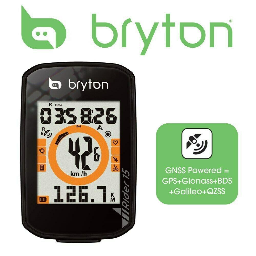 Bryton 15E- Bike/Cycling GNSS Computer - 2