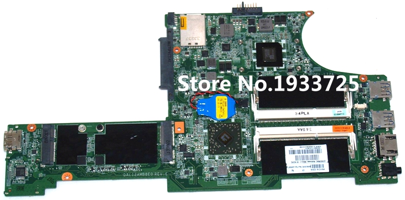 100% Original laptop motherboard 04W3648 for Lenovo X131e with AMD CPU fully tested working well