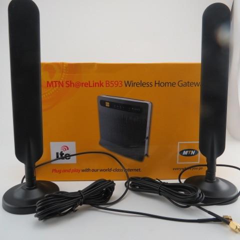 Huawei B593s-22 LTE FDD800/900/1800/2100