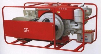 Sea shipping factory directly sale Water cooled Diesel Generator 10kVA tractor engine
