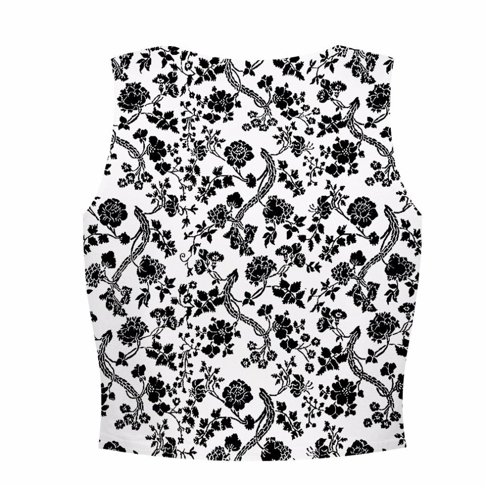 3D Print DIY Custom women Summer women 39 s clothing tank top sports vest sleeveless Quality quality Dropshipping in Tank Tops from Women 39 s Clothing