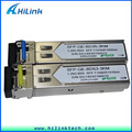 Hot Selling!1.25G BIDI Easy Compatible 1000Base WDM SFP 3Km 1550/1310