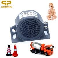 Universal Reverse Alarm Horn 12V 80V Security Alarm 105DB Loud Sound Waterproof Backup Alarm Trailer Truck
