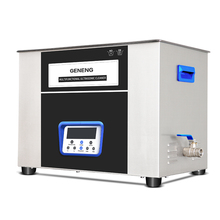 цены на 15L Ultrasonic Cleaner ultrasound machine dual frequency cleaner for Cleaning PCB Auto Parts Medical Lab Ultrasound  в интернет-магазинах