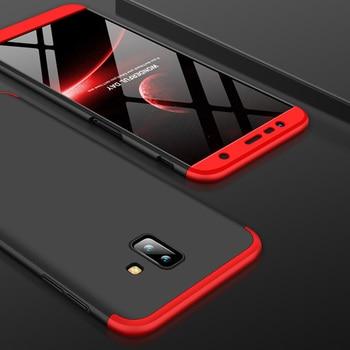 Galaxy J6 Plus Full Protective Case