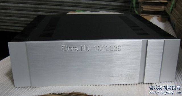 PASS amp chassis / chassis A amp chassis /home audio amp Chassis for size 430X315 X120mm amp chassis audio amp pass amp - title=