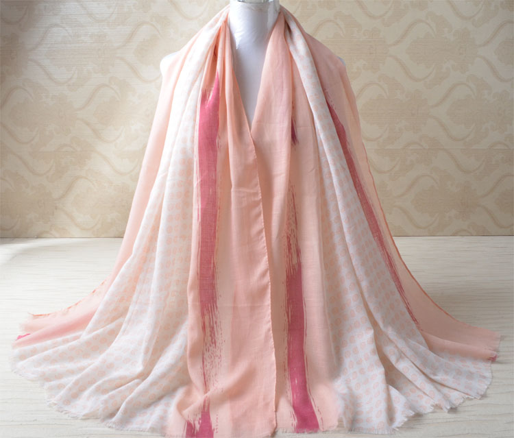 Mode 2016, Fleur écharpe imprimée, Hijab musulman, Écharpe de coton rayé,  Châles et foulards, Musulmane muffler, Tête wrap, Bandana, Wrap châle f7628ddca6e
